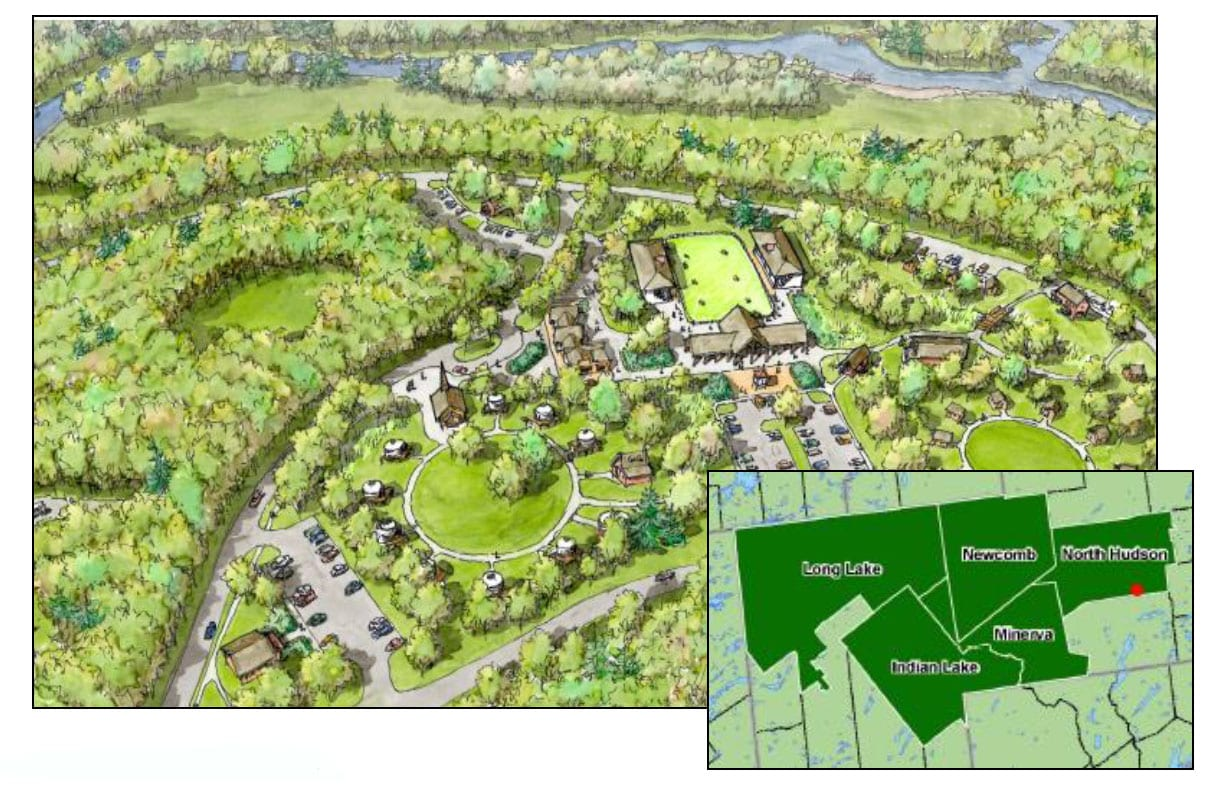RFP for Frontier Town tourist destination: the Gateway to the