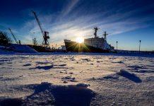 Sarner designs immersive exhibition aboard Russia's Lenin Icebreaker