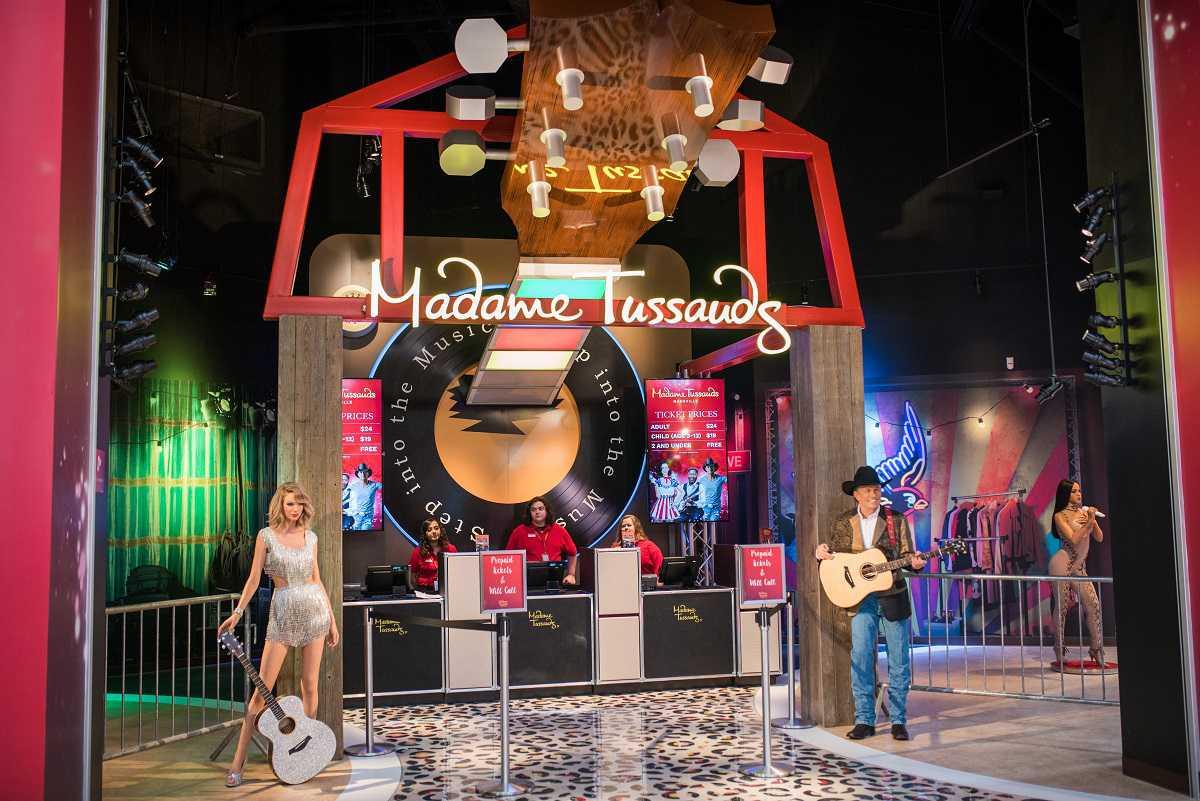 64fee3aa2 Nashville Picsolve imaging technology Madame Tussauds Nashville