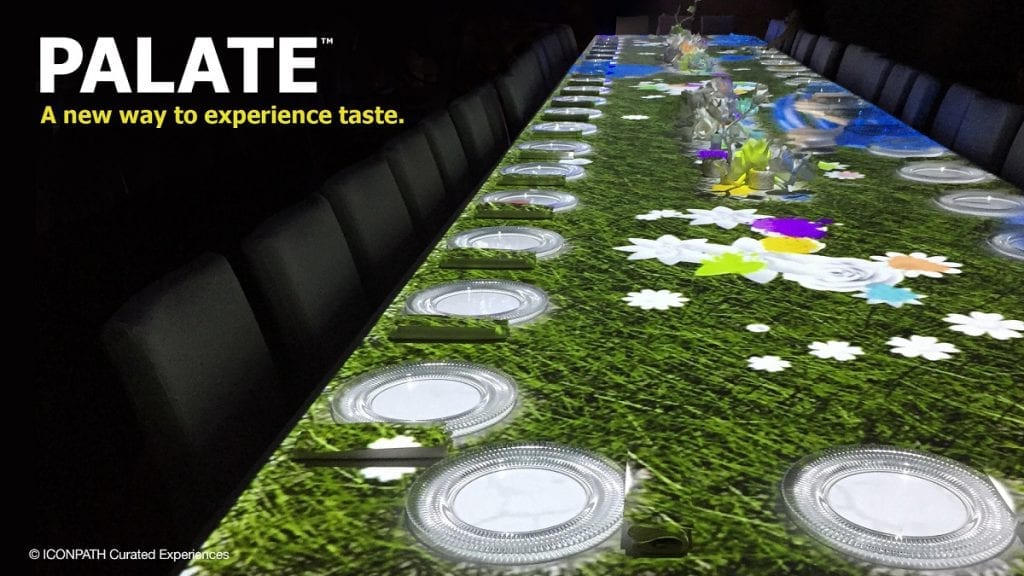 PALATE taster: ICONPATH to reveal gourmet immersive experience at AAE Singapore 2017