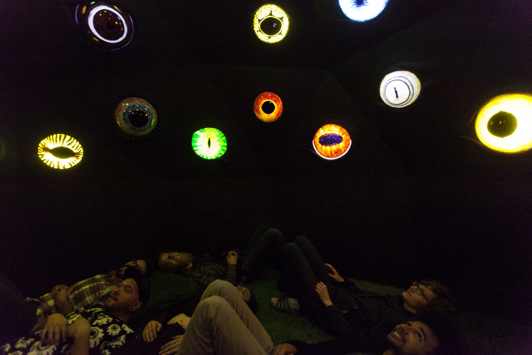 Under the Eye Meow Wolf