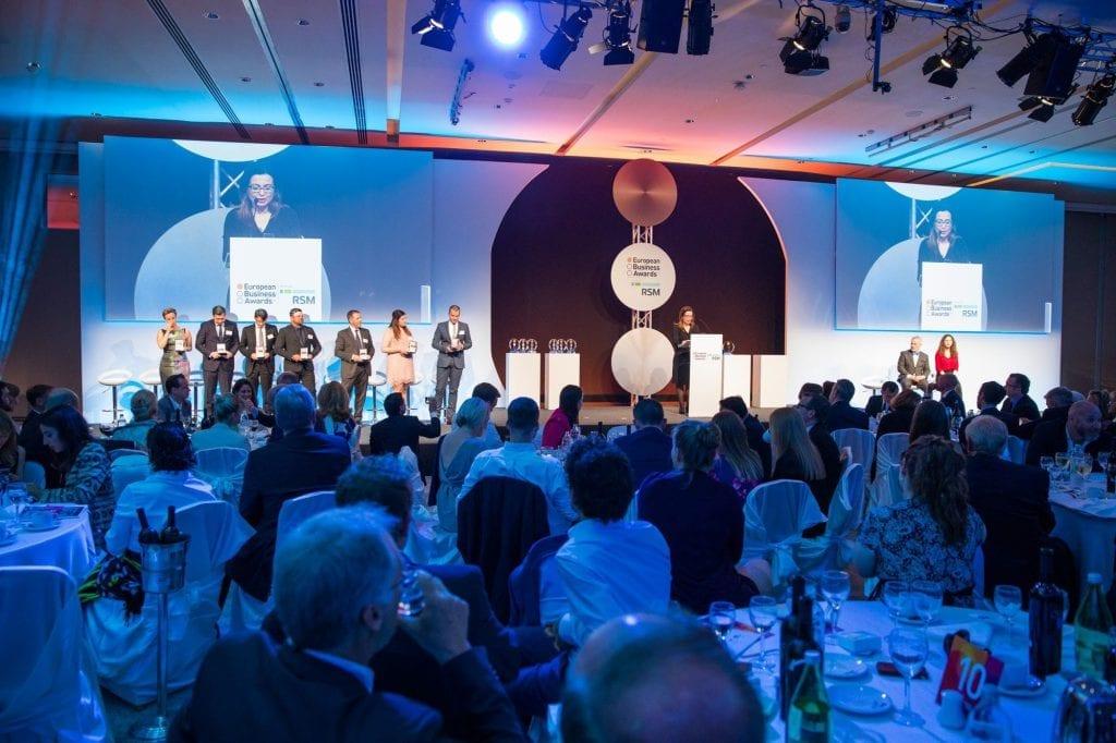 Polin Waterparks wins Ruban D'Honneur at European Business Awards