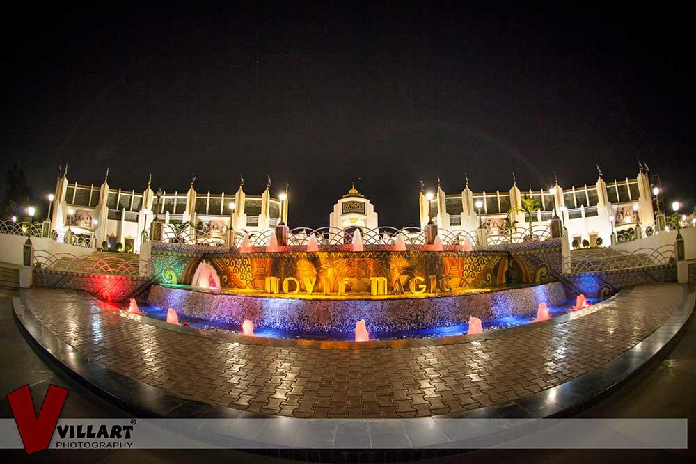 Pooja Ramoji Film City