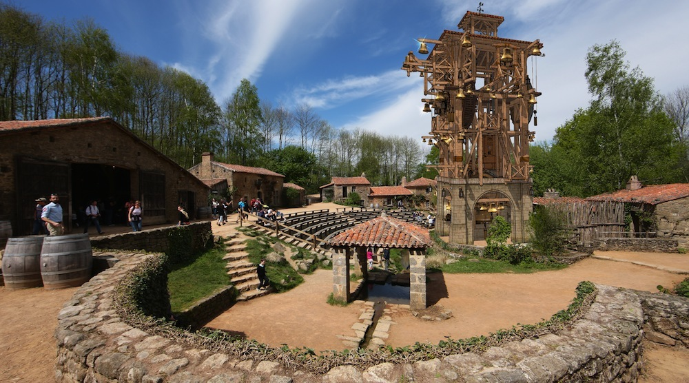 Puy du Fou Le Grand Carillon Simulation