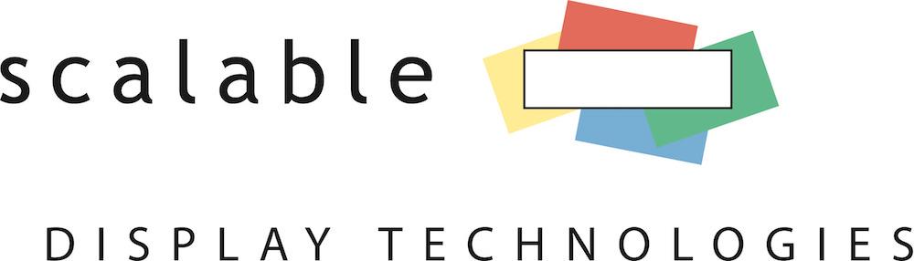 Scalable Display Technologies, Inc. Logo