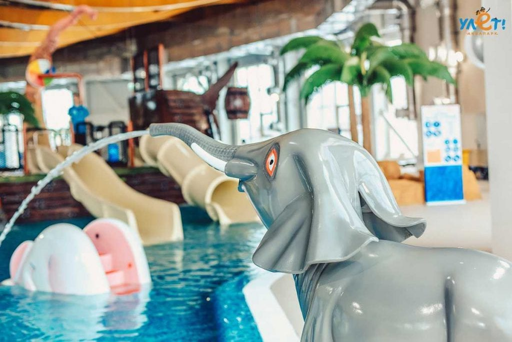 Polin celebrates rave reviews of Russia's Ulyanovsk Indoor Waterpark