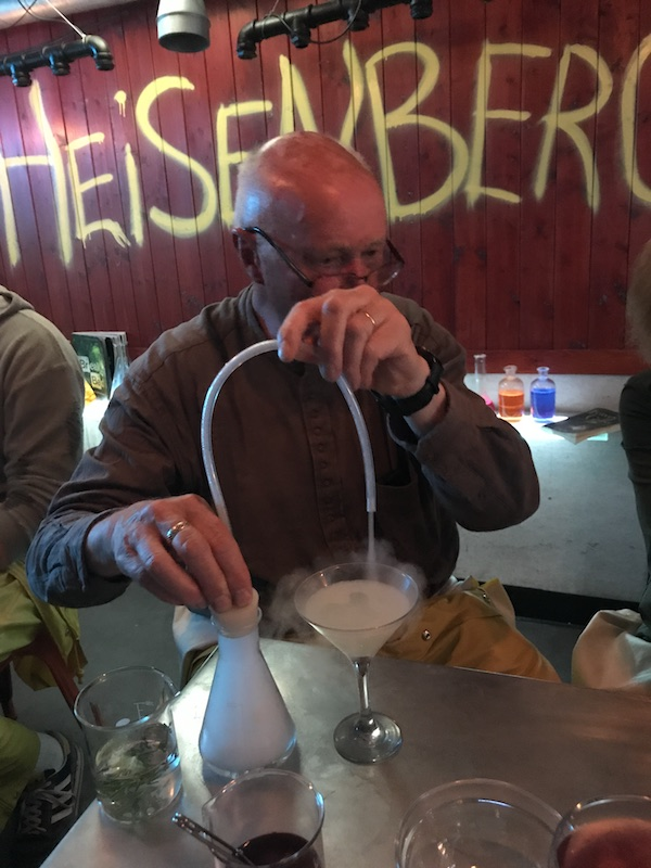 Walter White Breaking Bad Bar London ABQ