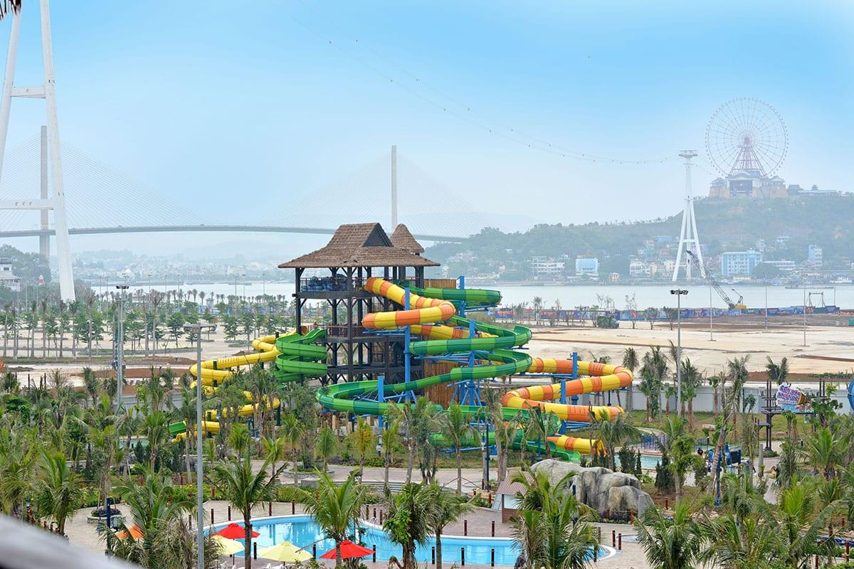 arihant typhoon waterpark ha long bay vietnam