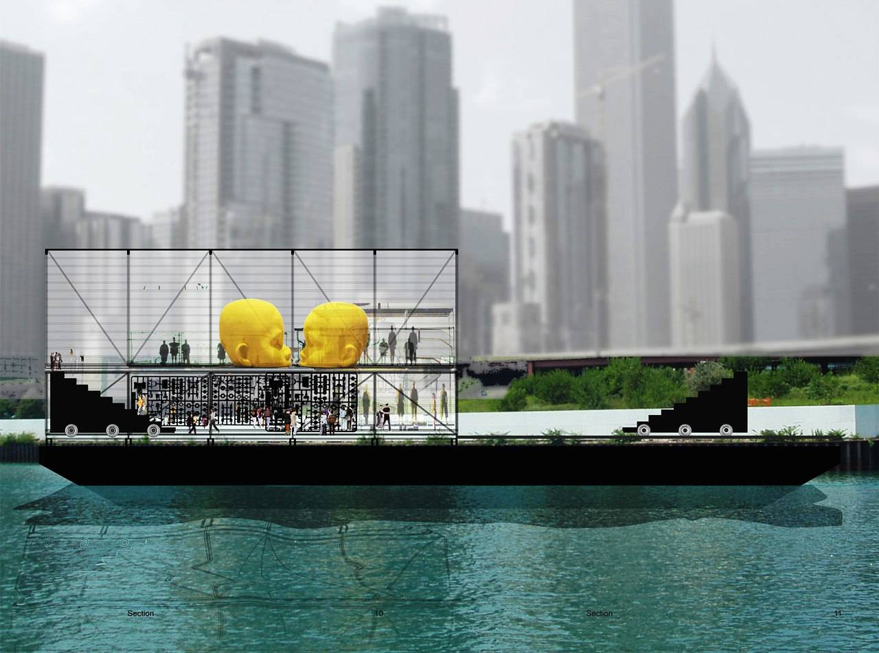 Chicago's Floating Museum aims to reach 'under-represented communities'
