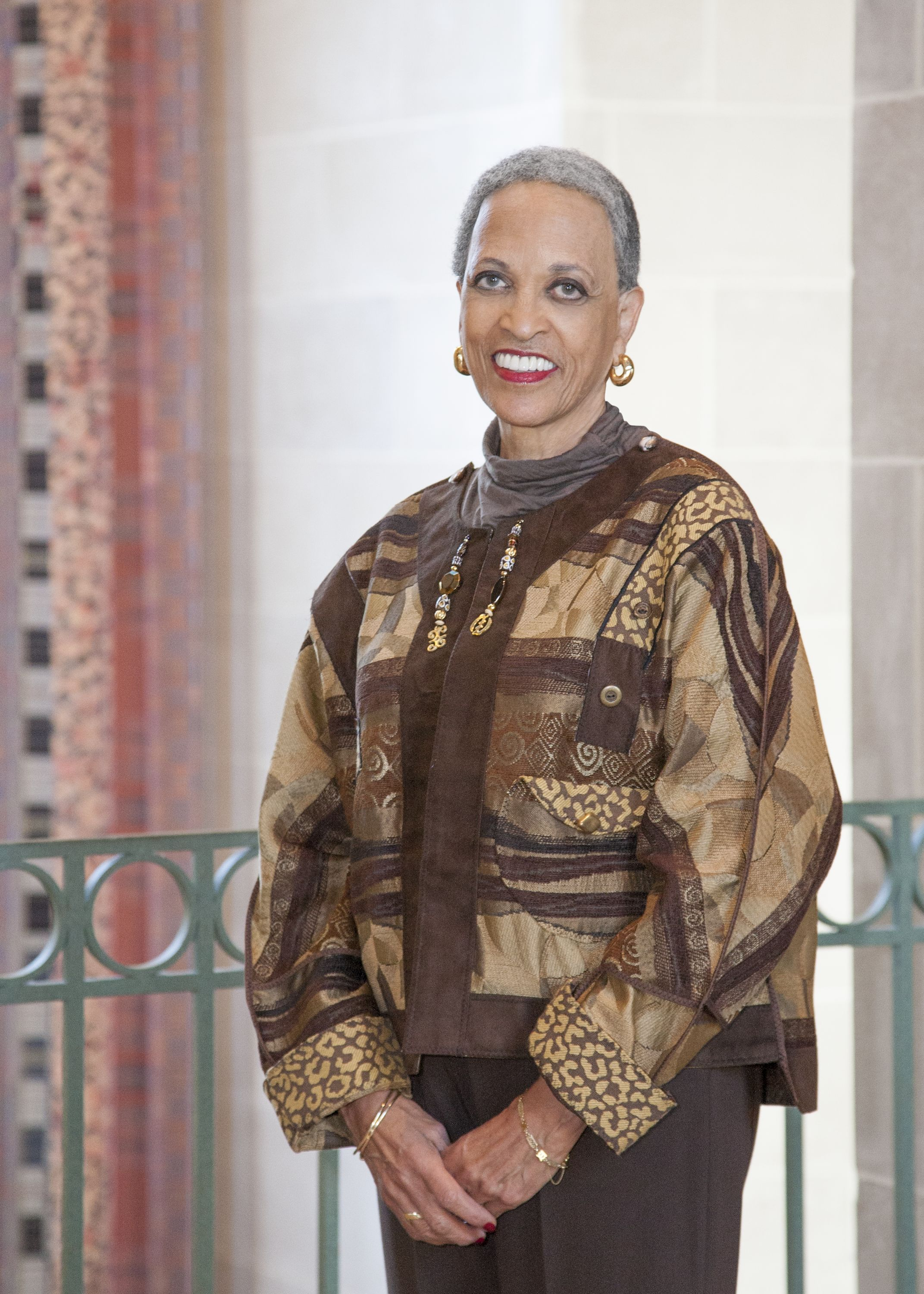 Dr Johnetta Cole AAM