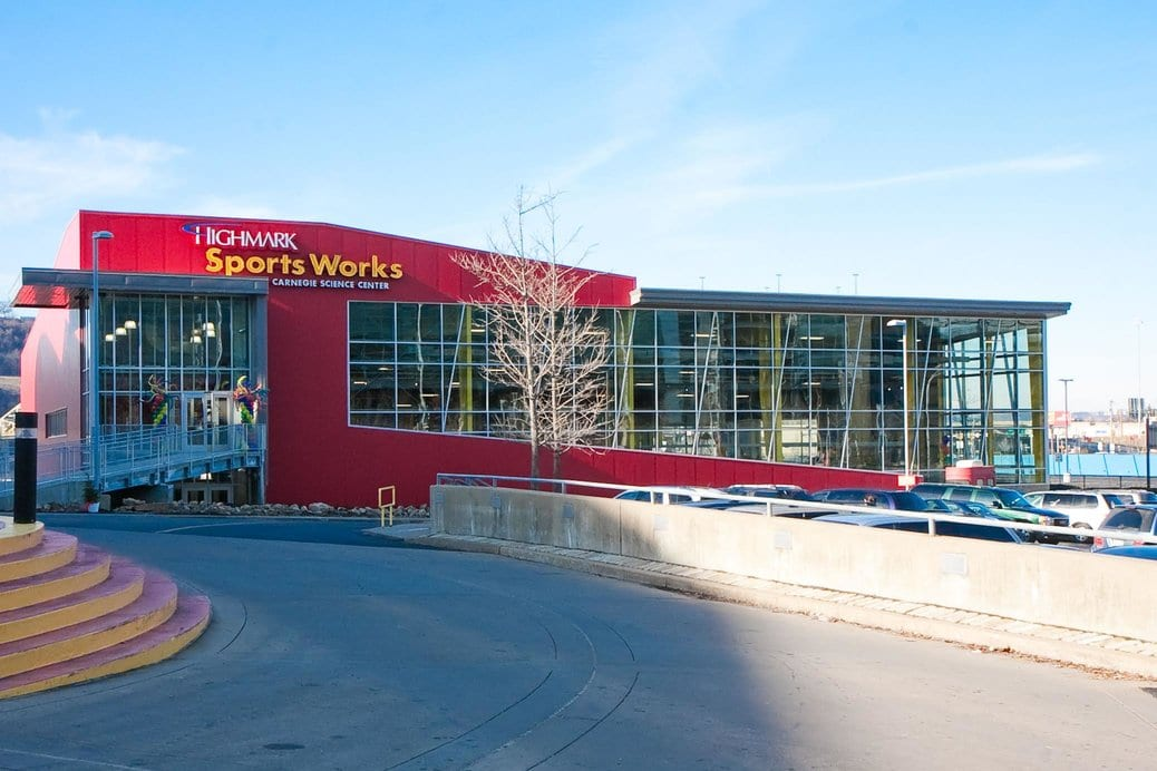 Highmark SportsWorks Carnegie Science Center