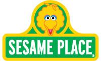 sesame place theme park logo