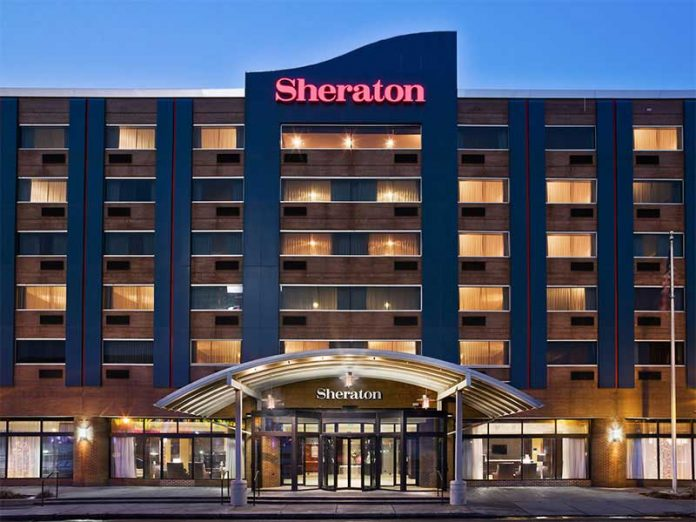 sheraton at the falls daredevil water park niagara