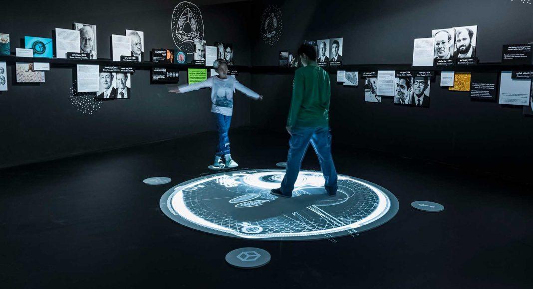 exploring life exhibition Nobel Museum