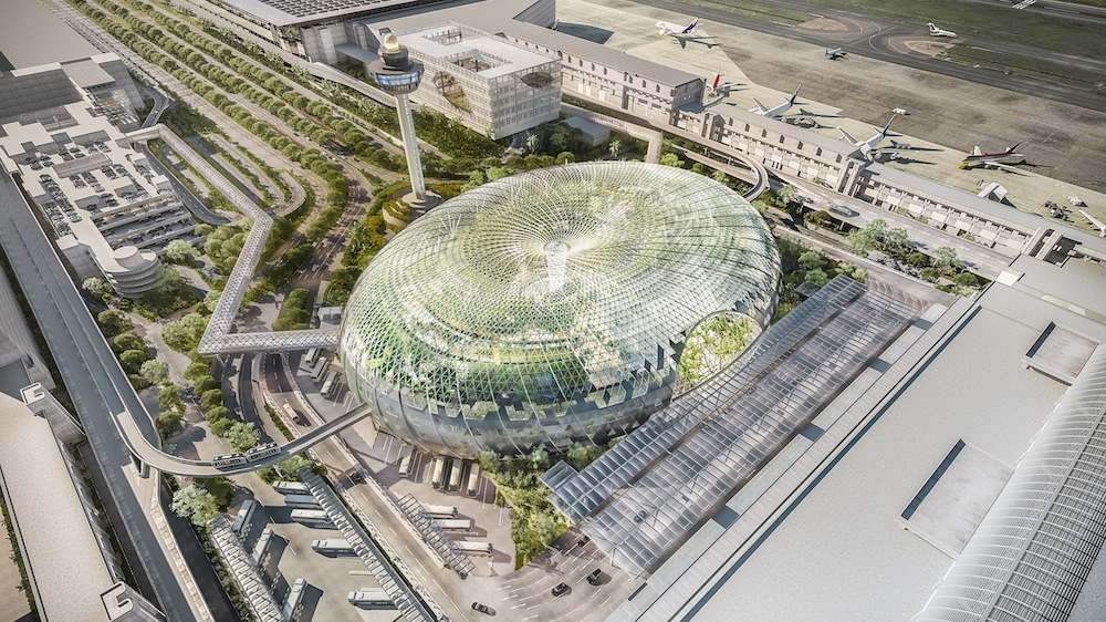 Canopy Park Singapore & Canopy Park project will be Jewel in Changi Airportu0027s crown