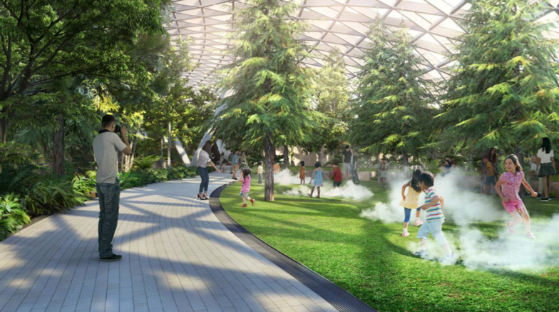 Canopy Park Singapore Chagqi Airport & Canopy Park project will be Jewel in Changi Airportu0027s crown