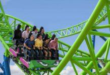 Ride Entertainment celebrates new iconic Hydra roller coaster at Casino Pier