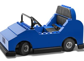 Garmendale electric cars are designed with throttle, braking and steering