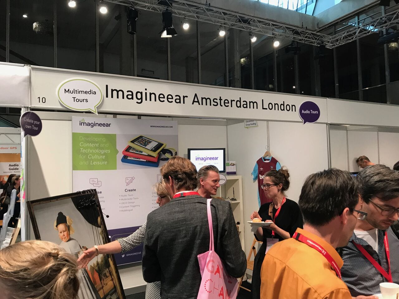 Imagineear at MuseumNext Europe