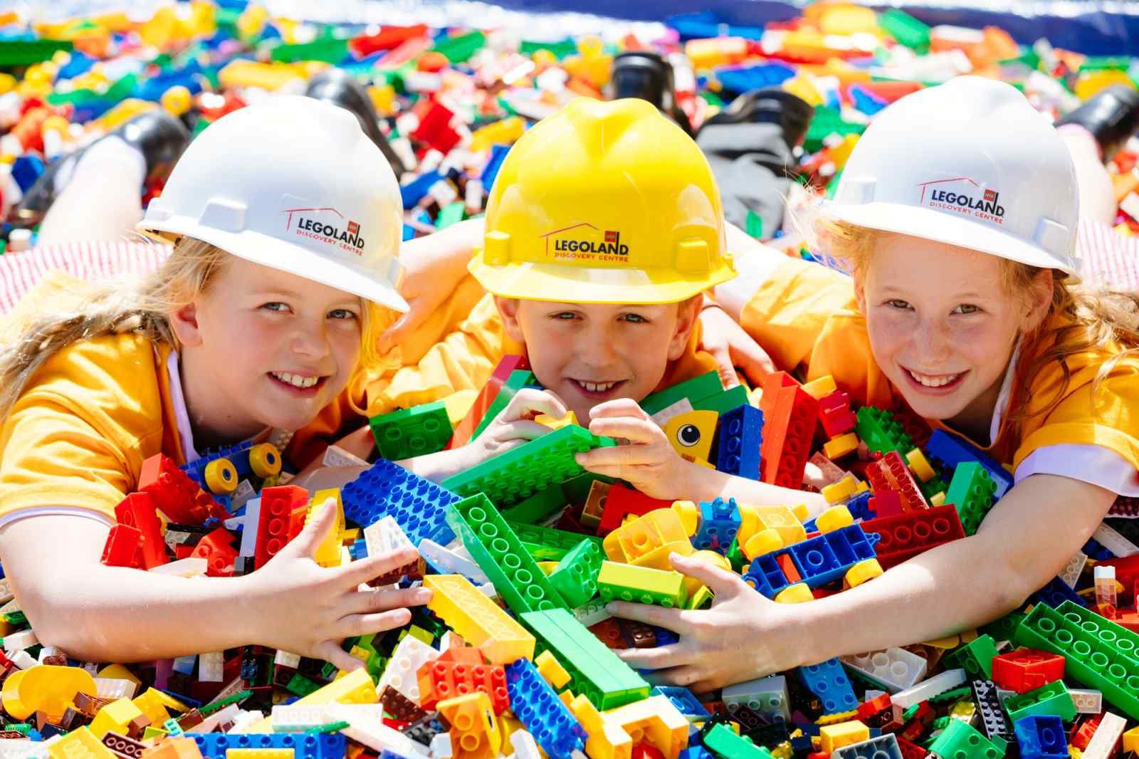 UK's second LEGOLAND® Discovery Centre to open at Birmingham's Barclaycard Arena