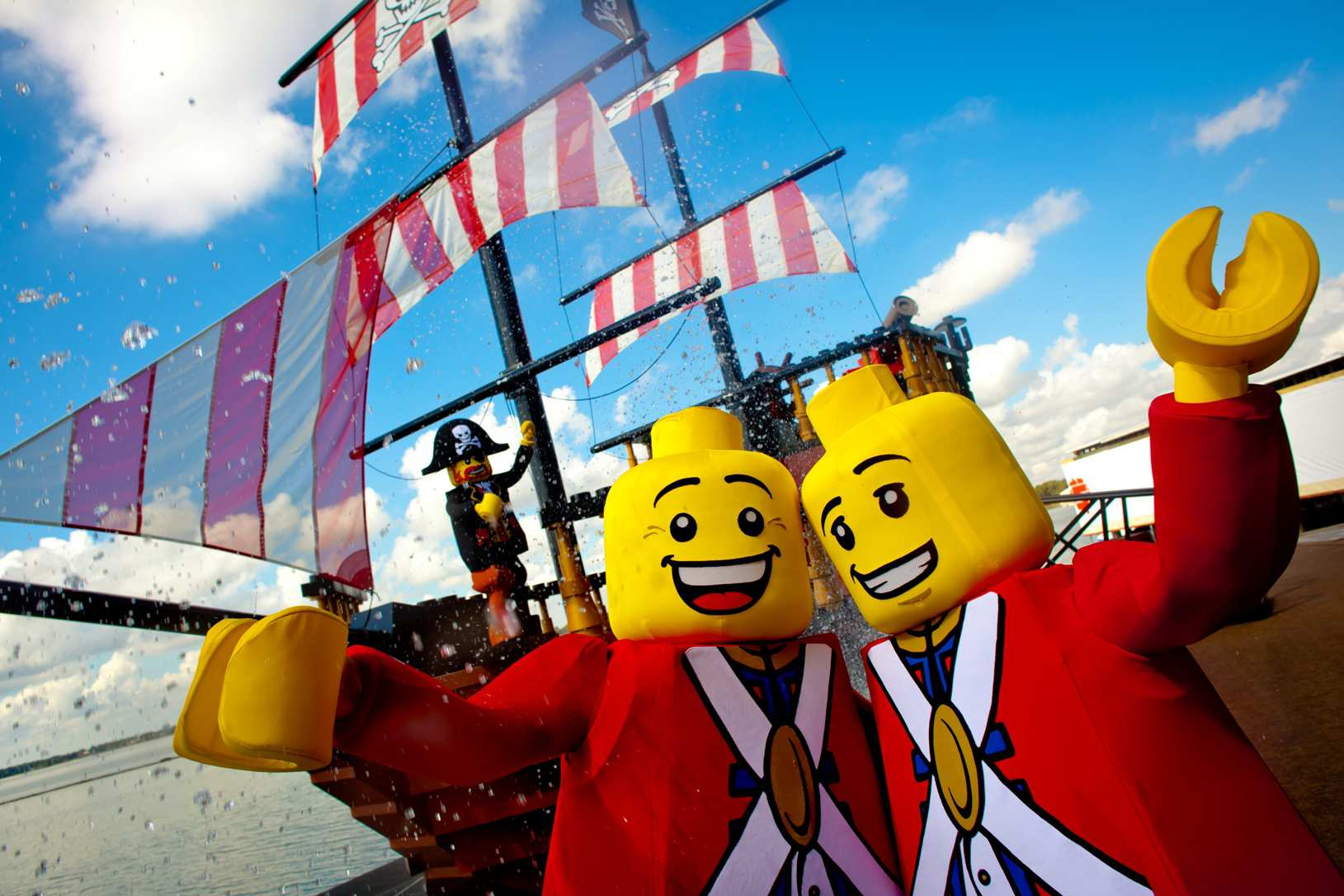 365Tickets USA boosts LEGOLAND Florida multi-day ticket offer with free entry to Kennedy Space Centre. Legoland is coming to Orange County