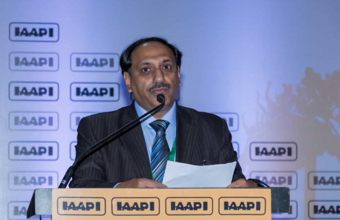 IAAPI Ajay Sarin