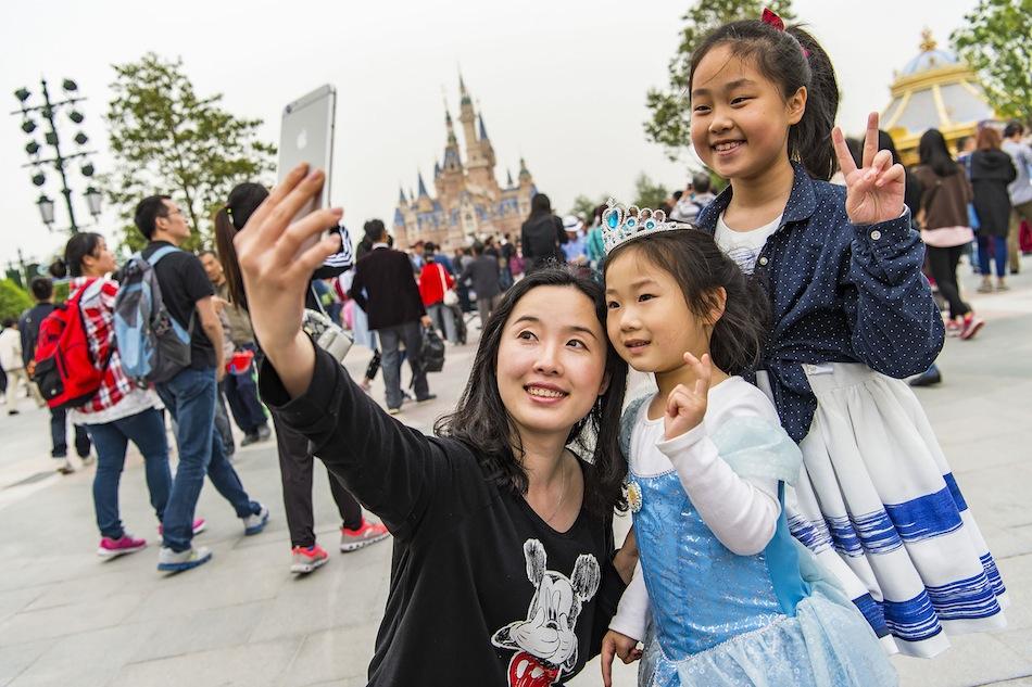 Shangahi Disney