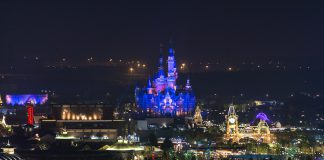 shanghai Disney china