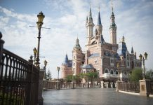 Shanghai Disney china theme park market report