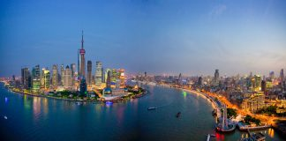 Shanghai Skyline MAPIC China