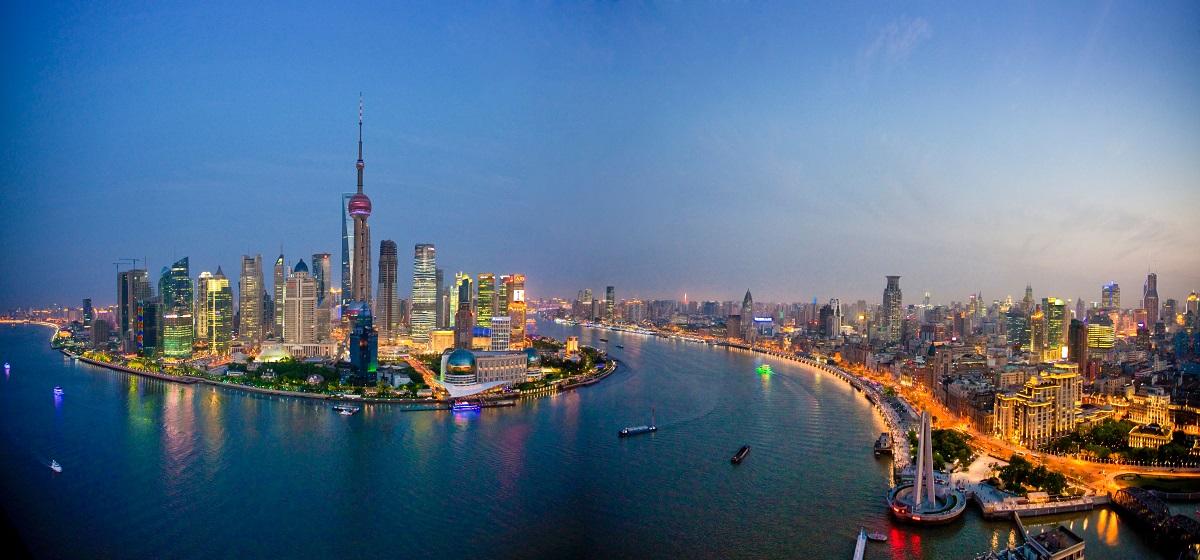 Shanghai Skyline MAPIC China