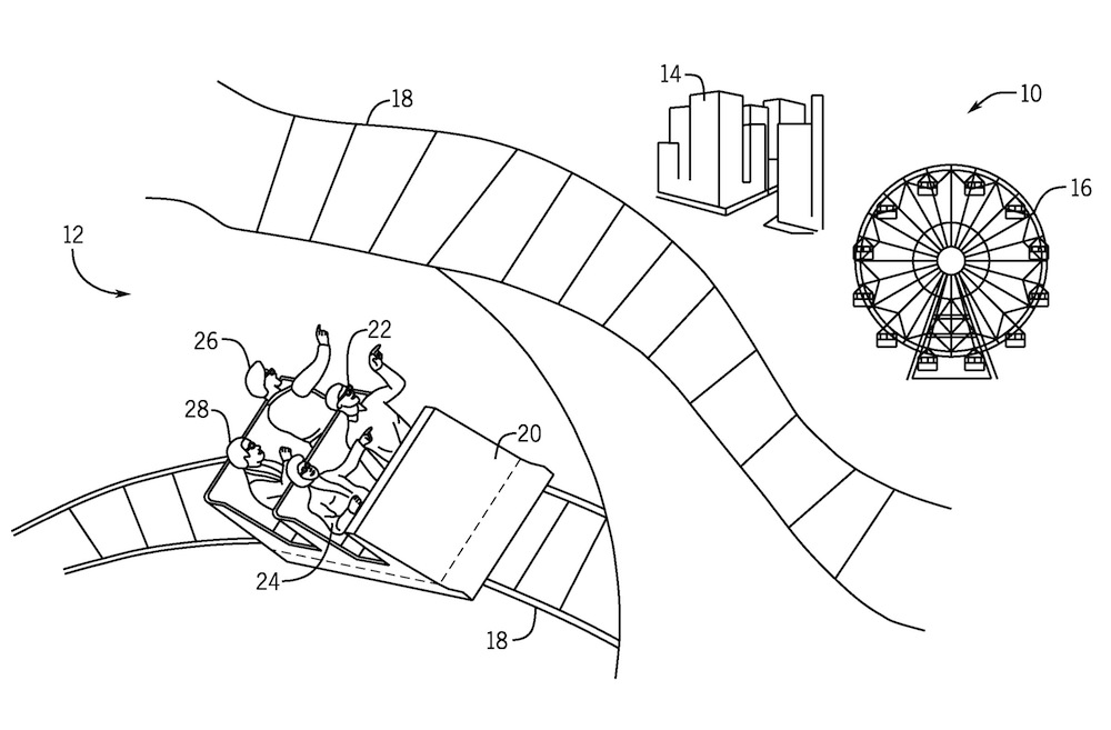 Universal Patent Application Proposes Use Of Vrar Goggles
