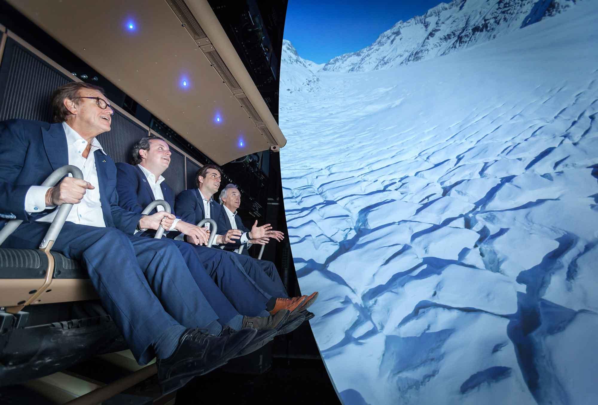 Voletarium – Europe's largest flying theatre at Europa-Park
