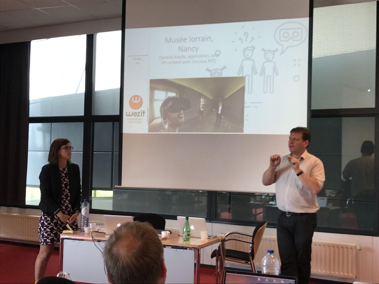 Wezit Workshop MuseumNext Europe 2017