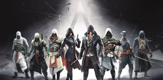 Assassin's Creed ubisoft lbe