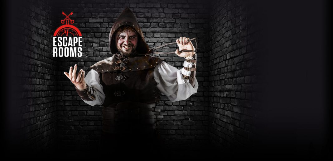 Black magic at Blackpool Tower: New witchcraft escape room attraction
