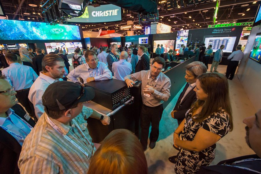 infocomm christie