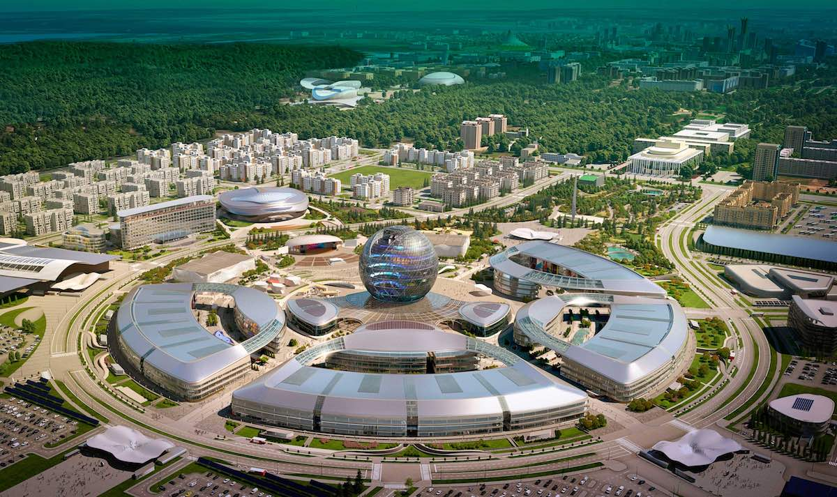 expo astana 2017 overview