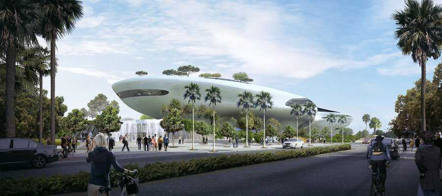 George Lucas Museum gets thumbs up from Los Angeles City Council