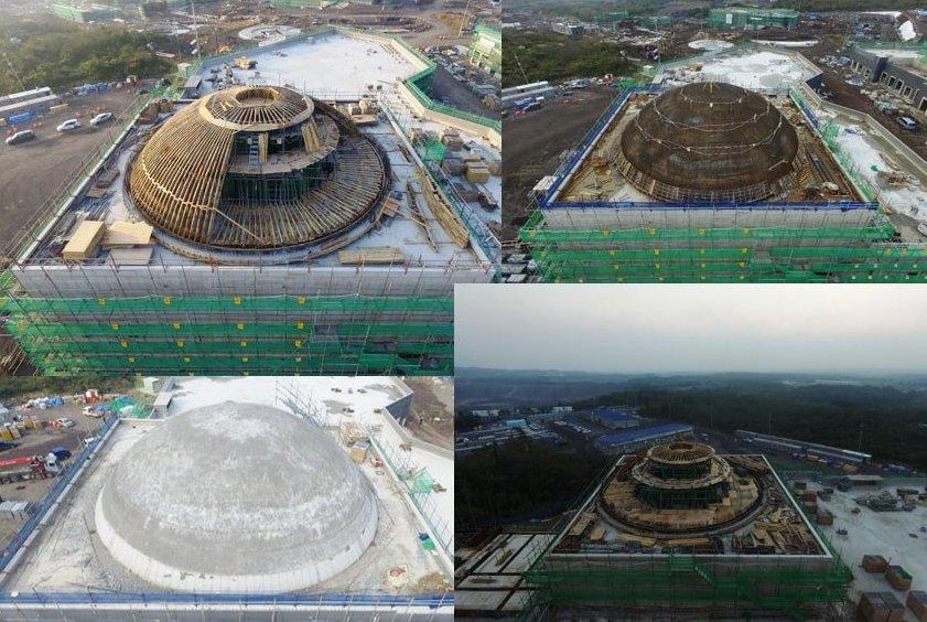 Cl Corporation provides world's biggest 4D dome theatre to Jeju Shinhwa World Theme Park