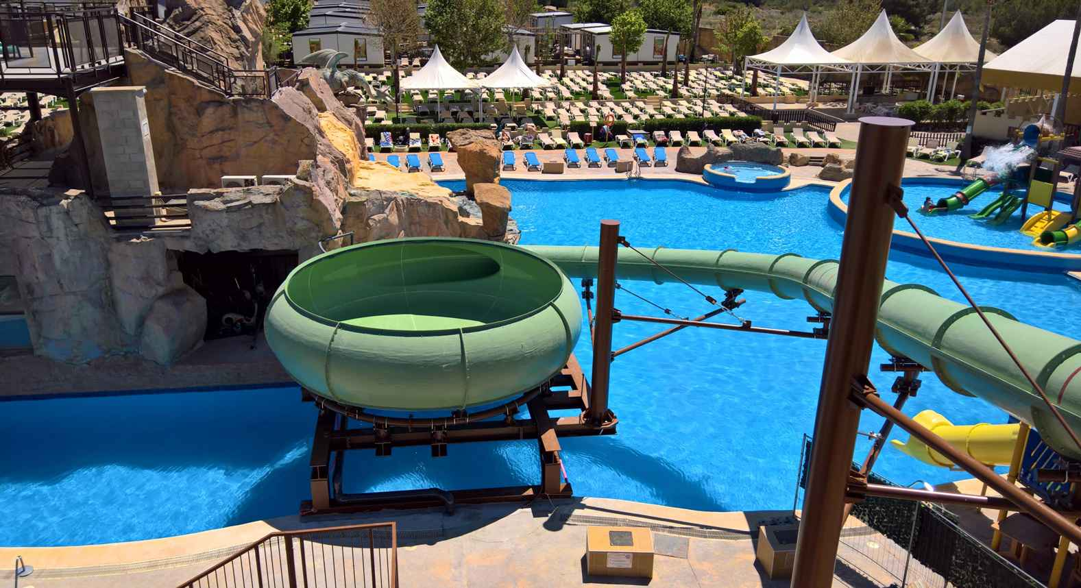 Arihant supplies waterslides to Benidorm's new Robin Hood themed resort