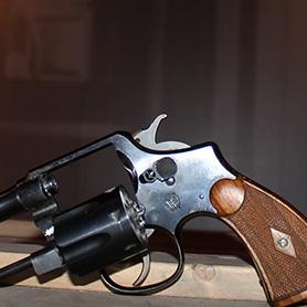 gun of al capone