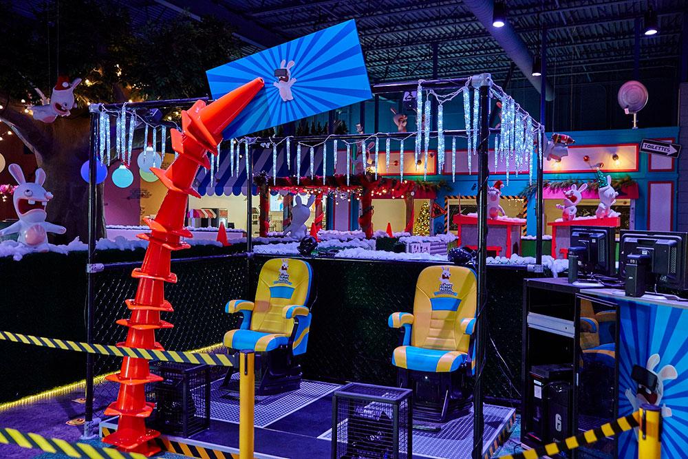 rabbids amusement centre montreal ubisoft fec