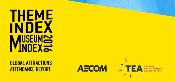 TEA AECOM theme index museum index 2016
