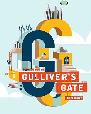 Gulliver's Gate logo