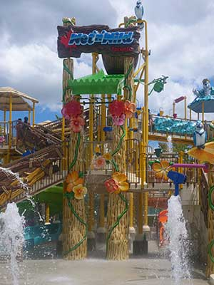 Wet'n'Wild tower