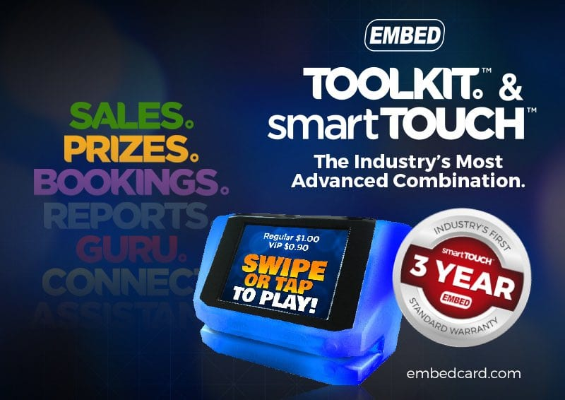 Embed Smartouch toolkit