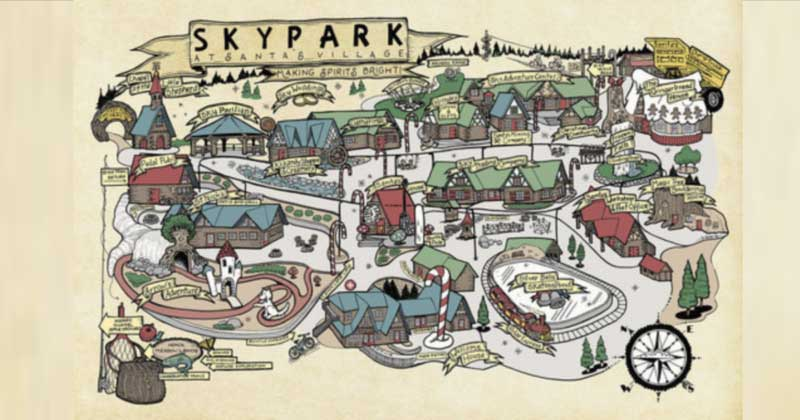 Adventure park expansion approved for SkyPark at Santa's Village, CA