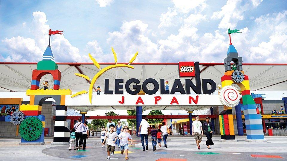 legoland japan entrance