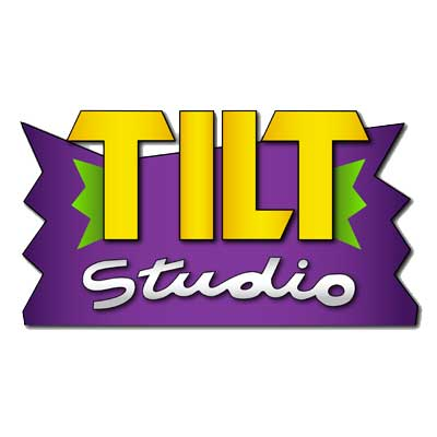 tilt studio logo nickels and dimes embed